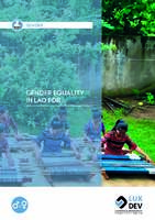 Gender equality in Laos