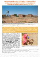 Joie et espoir avec l'arrivée de l'eau potable pour les populations de Bardouga et de Sargane au Niger - Programme régional d'urgence d'aménagement d'infrastructures de proximité du G5 Sahel (PDU)